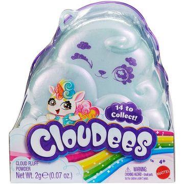 Cloudees: Felhőpajti kisállatok játékszett - meglepetés figura