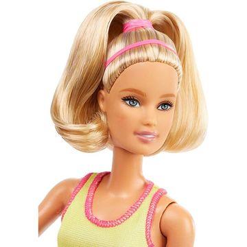 Barbie karrierista babák: Szőke hajú teniszező Barbie - . kép