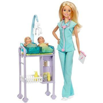 Barbie Careers: Set de joacă - Barbie pediatru