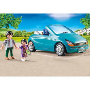 Playmobil: Anyuka kislányával és cabrio-val 70285 - . kép