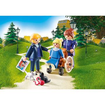 Playmobil Heidi: Clara apukájával és Rottenmeier kisasszonnyal 70258 - . kép
