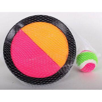 Catch Ball - tapadókorongos labdajáték - 2 féle