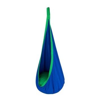 Spartan: Leagăn picătură - albastru-verde - .foto