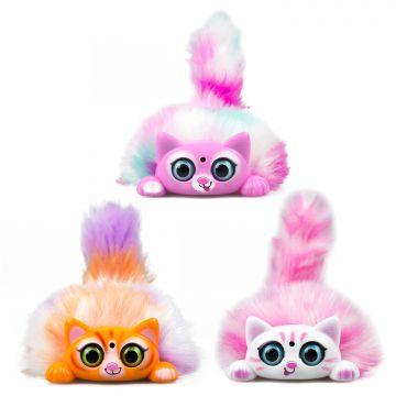 Silverlit: Fluffy Kitty pihe-puha RoboCica - többféle - . kép