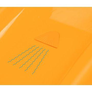 Első vizes csúszdám - 73 cm, narancs - . kép