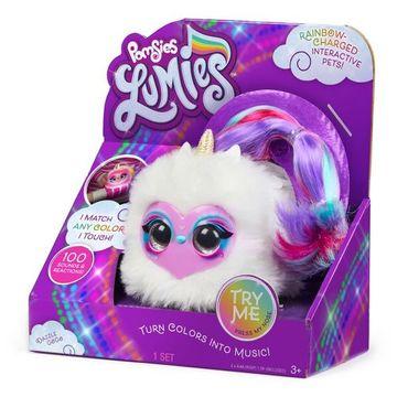 Jucărie de pluş interactivă Pomsies Lumies - Dazzle Gogo