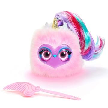 Jucărie de pluş interactivă Pomsies Lumies - Dazzle Gogo - .foto