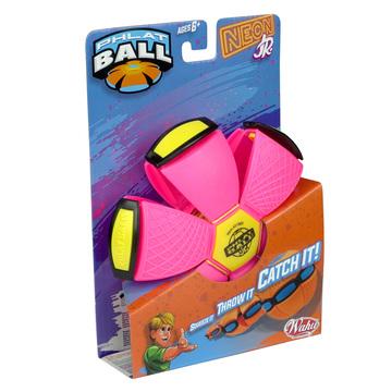 Phlat Ball Junior: Frizbilabda - Pink-sárga - . kép