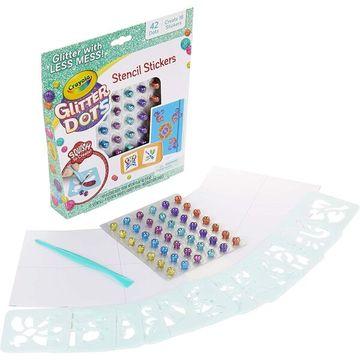 Crayola: Glitteres Dekorgyöngyök - Csodás minták készlet - . kép