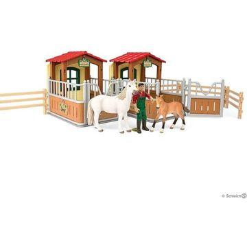 Schleich: Látogatás az istállónál - . kép