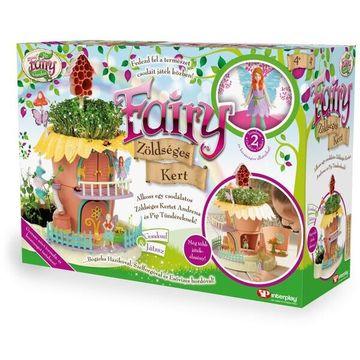 My Fairy Garden: Set de joacă Grădină de legume - cu instrucțiuni în lb. maghiară