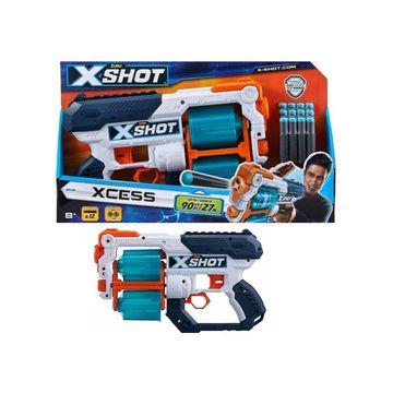 X-Shot: XCess duplatáras szivacslövő fegyver