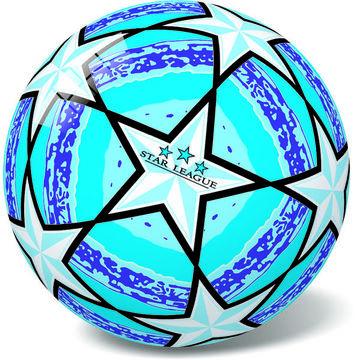Csillagmintás gumilabda - 23 cm, többféle - . kép