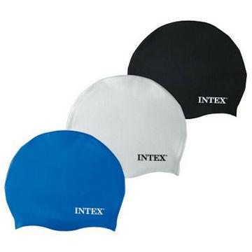 Intex: Szilikon úszósapka - több színben
