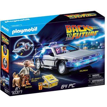 Playmobil: Vissza a jövőbe DeLorean 70317