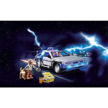 Playmobil: Vissza a jövőbe DeLorean 70317 - . kép