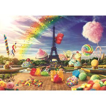 Trefl: Édes Párizs 1000 darabos puzzle - . kép