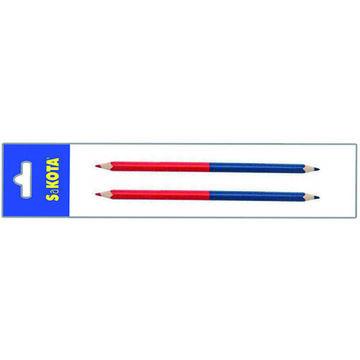 Sakota: Creion bicolor subțire - 2 buc.