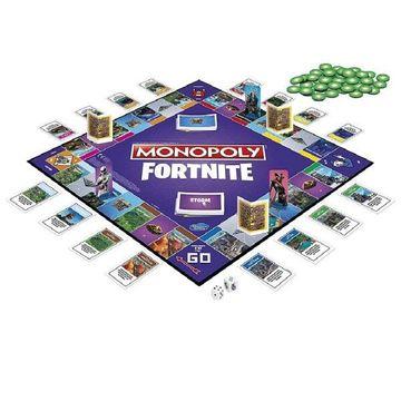 Monopoly: Fortnite társasjáték - angol nyelven - . kép