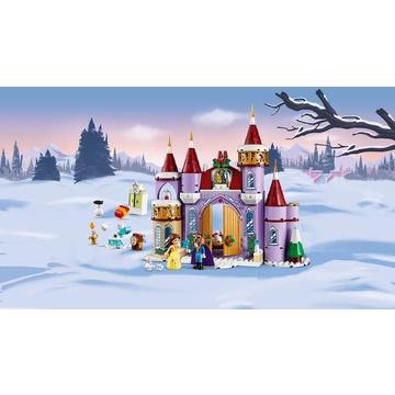 LEGO Disney: Belle téli ünnepsége 43180 - . kép