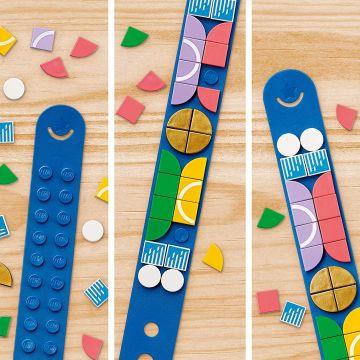 LEGO DOTS: Csapatszellem karkötő 41911 - . kép