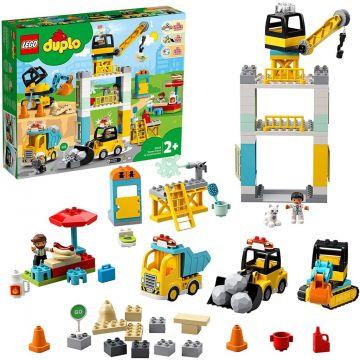 LEGO DUPLO: Toronydaru és építkezés 10933 - . kép
