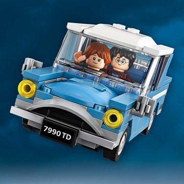 LEGO Harry Potter: Privet Drive 4. 75968 - . kép