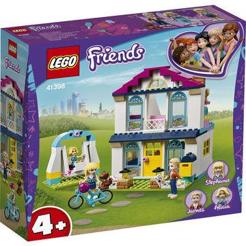 LEGO Friends: 4+ Stephanie háza 41398 - . kép