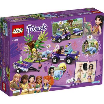 LEGO Friends: Kiselefánt mentő akció 41421 - . kép