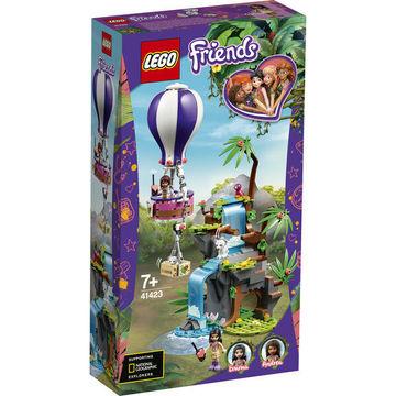 LEGO Friends: Hőlégballonos tigris mentő akció 41423 - . kép