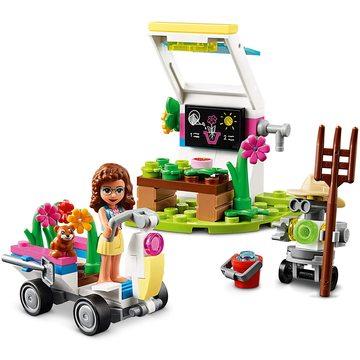 LEGO Friends: Olivia virágoskertje 41425 - . kép
