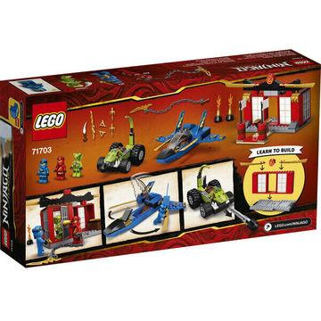 LEGO Ninjago: Viharharcos csata 71703 - . kép