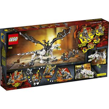 LEGO Ninjago: A koponyavarázsló sárkánya 71721 - . kép