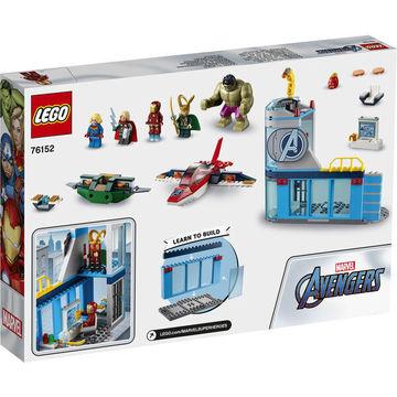 LEGO Marvel Super Heroes: Bosszúállók Loki haragja 76152 - . kép