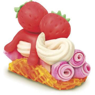 Play-Doh: Csavart fagylalt gyurmaszett - . kép