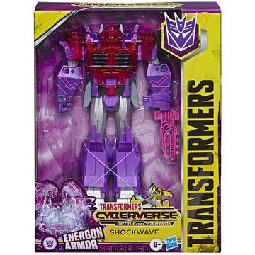Transformers: Cyberverse Battle for Cybertron - Shockwave figura