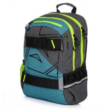 OXY: Sport Fox blue hátizsák