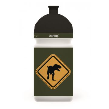 OXY: T-Rex Sticlă pentru apă - 500 ml