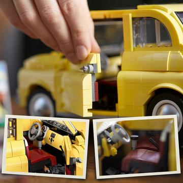 LEGO Creator: Fiat 500 10271 - . kép