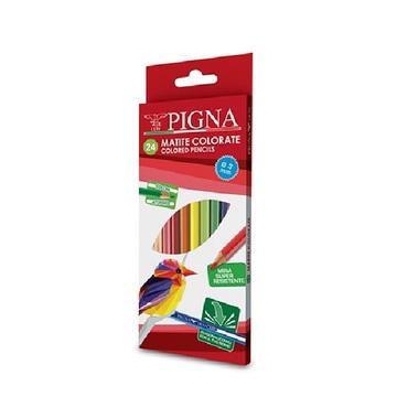 Pigna hatszögletű színes ceruza,  24 db-os