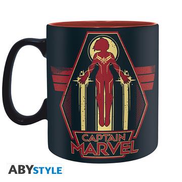 Marvel: Marvel Kapitány bögre - 460 ml - . kép