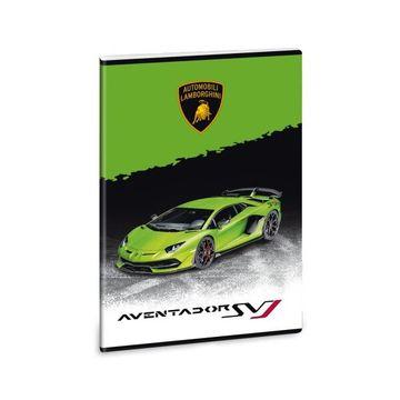 Ars Una: Lamborghini caiet cu pătrățele - A4