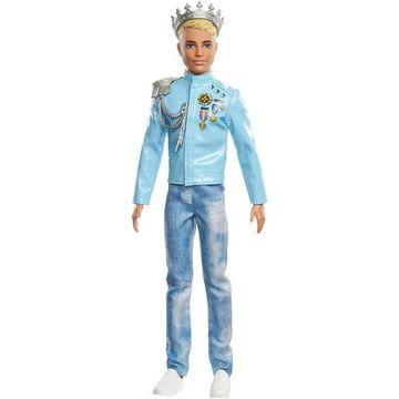 Barbie Princess Adventure: Ken herceg
