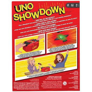UNO Showdown - A nagy leszámolás - . kép