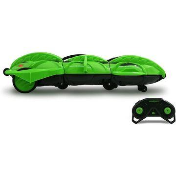 Terra-Sect: Távirányítós autó - zöld - . kép