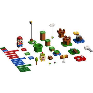 LEGO Super Mario: Aventurile lui Mario - Set de Bază 71360 - .foto