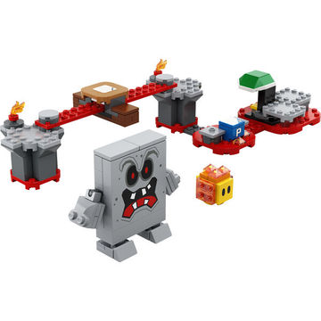 LEGO Super Mario: Whomp lávagalibája kiegészítő szett 71364 - . kép