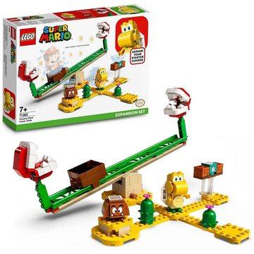LEGO Super Mario: Set de extindere Toboganul Plantei Piranha 71365