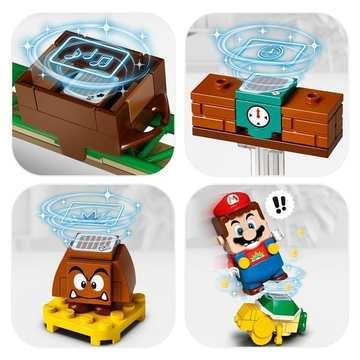 LEGO Super Mario: Set de extindere Toboganul Plantei Piranha 71365 - .foto