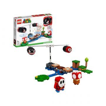 LEGO Super Mario: Boomer Bill gát kiegészítő szett 71366